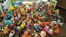 Huge lot of happy meal and cereal toys Disney McDonald's marvel looney toons