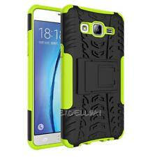 For Samsung Galaxy On5 Case Shockproof Dual Layer Hybrid Kickstand Phone Cover