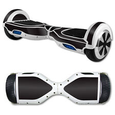 Skin Decal Wrap for Hoverboard Balance Board Scooter Hover Glossy Black