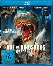 Age of Dinosaurs: Terror in L.A. ( Action- Sci-Fi BLU-RAY ) mit Treat Williams