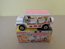 Dinky Toys 106 The Prisoner Mini Moke No.6 Patrick McGoohan Dangerman