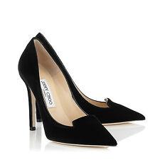 Jimmy Choo | Ari | Black Suede | UK 6 | EU 39 | RRP £425 | High Heel Shoe