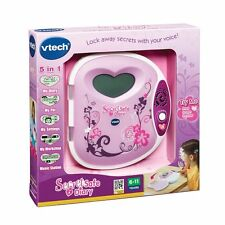 VTech Secret Safe Diary Voice Activated Free Virtual Pet Xmas Gift