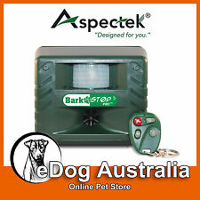 Aspectek  Outdoor Bark Control NO BARK ANTI BARKING STOP NEIGHBOUR  DOG BARKING