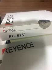 NEW KEYENCE FU-67V FIBER OPTIC CABLE 2M
