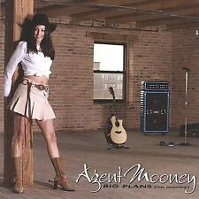 AGENT MOONEY Big Plans New Unopened CD country Kevin Mooney