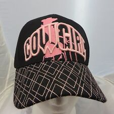 Cow girl cowgirl  cap hat adjustable