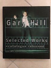 GARY HILL - Selected Works + Catalogue raisonné 2002 TEXT IN GERMAN