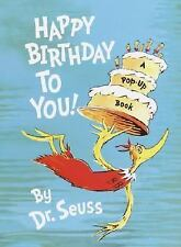 Happy Birthday to You! (Mini Pops) Seuss, Dr. Board book
