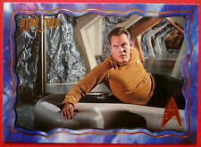 "STAR TREK TOS 50th Anniversary - ""THE CAGE"" - GOLD FOIL Chase Card #16"