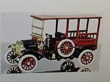 NEW 1912 Ford Model T Depot Hack  1:32  DIECAST