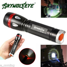 Sky Wolf Eye 4000 LM 3-Modes CREE XML T6 LED 18650 Flashlight Torch Lamp Light