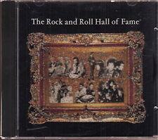 rock & roll hall of fame 6th induction cd johnny cash jimi hendrix experience