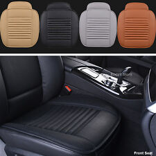 1PC Universal Car Seat Cover Leather  Protector 4 Colors Car Front Seat Cover