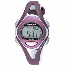 Timex T5K007 Women's Ironman 50-Lap Resin Watch, Alarm, Indiglo, T5K0079J
