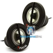 "(2) FOCAL TN-43 OEM 1"" CAR AUDIO TWEETERS PAIR TN43 NEW"