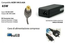 Alimentatore Notebook Acer  Aspire 4810TG-732G50Mn Series compatibile  (09)