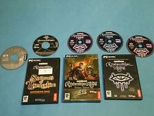 Neverwinter Nights Deluxe Edition > juego para PC CD-ROM * Windows XP 2000 me 98