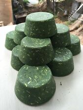 6 Limited Edition Green Earth Orgonite Tower Busters- Orgone Energy-Scalar Wave-