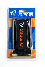FLIPPER STANDARD 2 IN 1 MAGNETIC AQUARIUM ALGAE CLEANER SCRAPER (GLASS/ACRYLIC)
