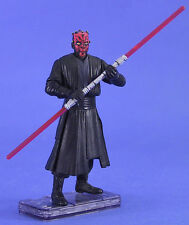 Star Wars episodio 1 Suelto Muy Raro Darth Maul Jedi Duel C-10+ Perfecto Estado.