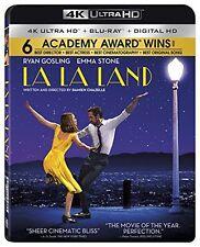 PRE ORDER: LA LA LAND  (4K ULTRA HD) - Blu Ray -  Region free