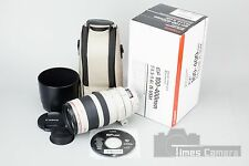 *Mint* Canon EF 100-400mm f/4.5-5.6 L IS USM Lens for 7D 6D 5D Mark II MKIII 1D
