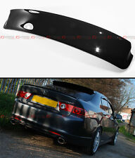 HIC 04-08 ACURA TSX CL8 CL9 EURO-R SMOKE TINTED REAR ROOF WINDOW VISOR SPOILER