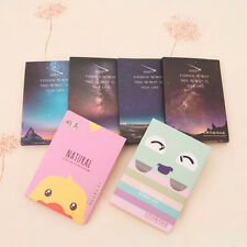 50 Sheets Make Up Oil Absorbing Blotting Facial Face Clean Paper Beauty MakeupCN