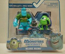 Disney Monsters University Scare Pairs OK Sulley & MU Mike New in package 3+