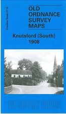 MAP OF KNUTSFORD (SOUTH) 1908