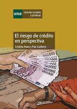 UNED El riesgo de crédito en perspectiva, eBook, 2013