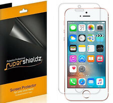 6X Supershieldz HD Clear Screen Protector Guard Shield Cover For Apple iPhone SE