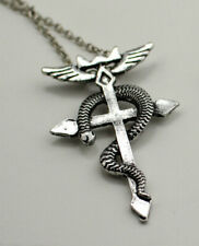 Fullmetal  Alchemist Edward Necklace for Girls/Boys Necklace C1