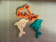 Dancing Dolphin Cookie Cutter