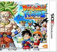 Genuine Nintendo 3DS Dragon Ball Fusions Game