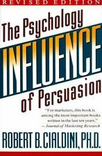 Influence: The Psychology of Persuasion by Cialdini, Robert B., Good Book