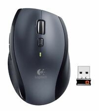 Logitech M705 Marathon Wireless Mouse with UNIFYING RECEIVER (910-001935-UG)