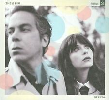 SHE AND HIM-VOLUME 3 CD NEW