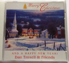 Dan Troxell: Merry Christmas And Happy New Year.