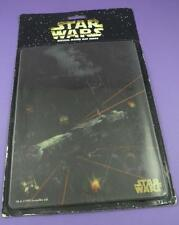 Star Wars Official Trilogy 3D Mouse Mat 1997 - Falcon And Death Star