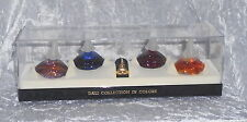Parfum miniature / perfume mini Set from Salvador dali Colors lips + pin