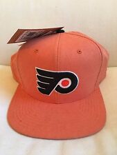 MITCHELL & NESS NHL PHILADELPHIA FLYERS COLOR CREASE SNAPBACK CAP HAT NWT