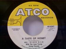 """MR ACKER BILK """"A TASTE OF HONEY / ONLY YOU (AND YOU ALONE)"""" 45"""