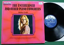 Bobby Crush The Entertainer & Other Piano Favourites inc Misty + 9199 230 LP