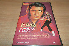 ELVIS - THIS IS ELVIS - VINTAGE UNCLASSIFIED VHS - 1981 FIRST VIDEO EDITION