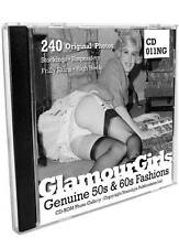GLAMOUR GIRLS #11  Vintage Spick & Span Glamour pics  CD ROM