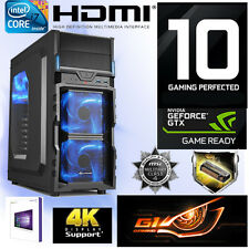 Gamer PC Intel Core i7 6700K 4x4,20Ghz-16GB-8GB GTX1070-G1 Gaming -256GB SSD M.2