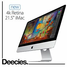 "NEW Apple Retina iMac 21"" 4k 3.3Ghz i7 16GB Ram 2TB Fusion Windows 10 21.5"" Mac"