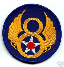 WWII US 8TH AAF B-17G FLYING FORTRESS 8thAAF B-17 PATCH